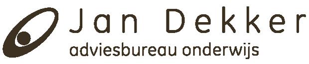 Jan Dekker Adviesbureau Onderwijs